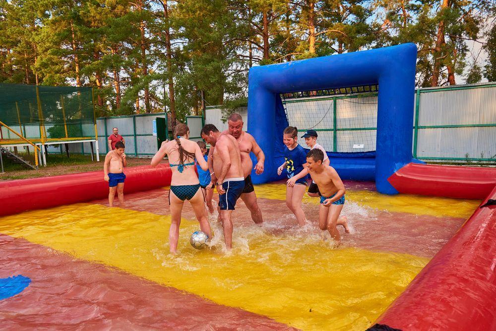 Водный футбол